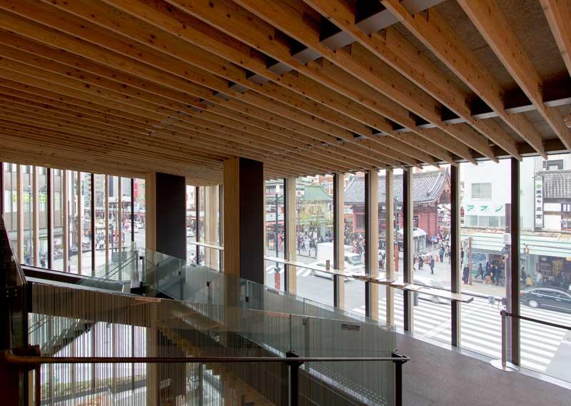 Asakusa Visitor Center 2nd Floor