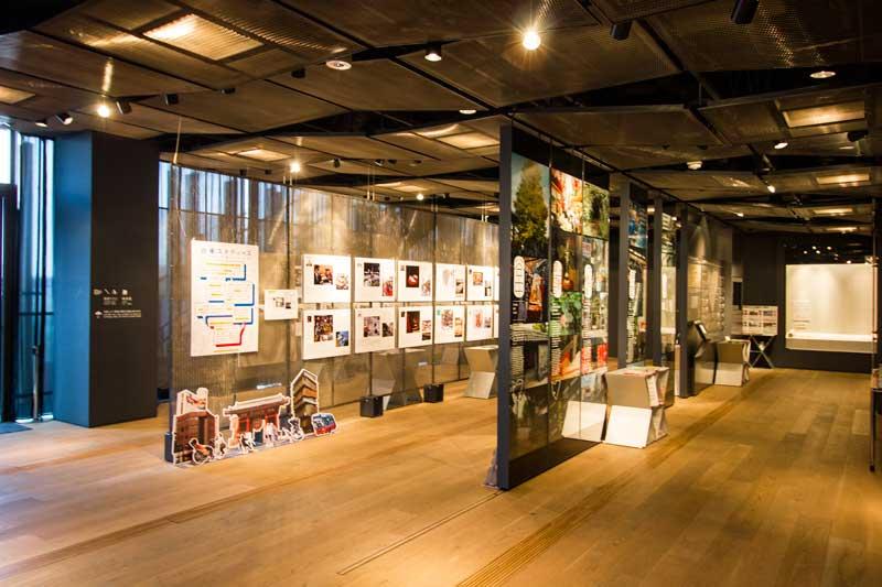Asakusa Visitor Center Exhibition Space