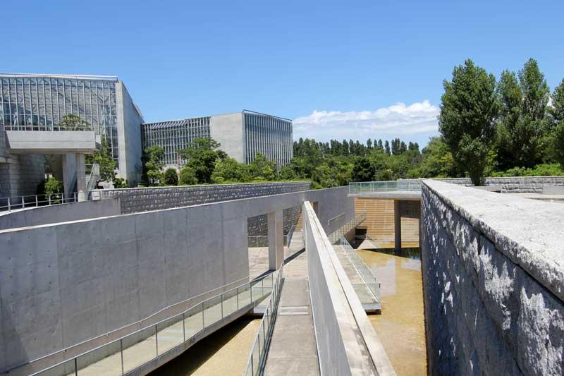Awaji Yumebutai Path to Plants Museum