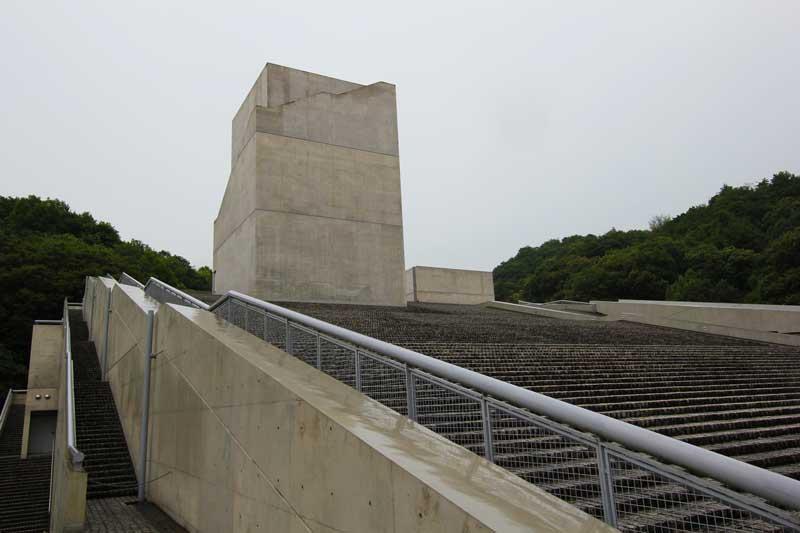 Chikatsu Asuka Grand Staircase