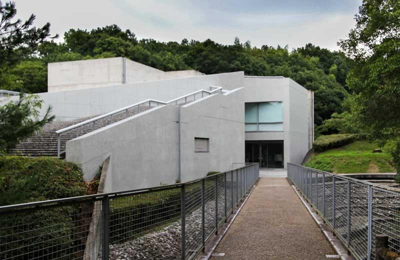 Chikatsu Asuka Path to Entrance