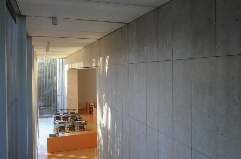 Gallery of Horyuji 3rdFL to Mezzanine