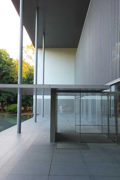 Gallery of Horyuji Entrance