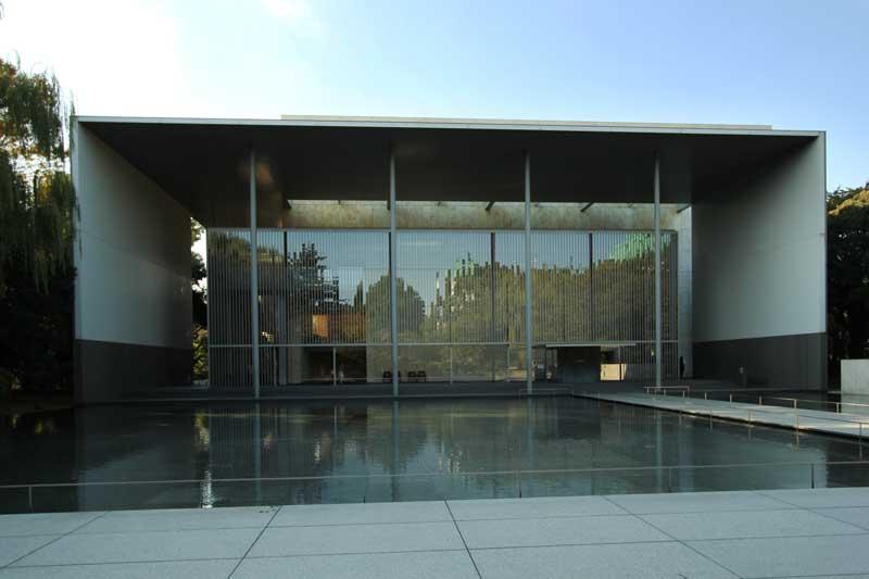 Gallery of Horyuji Facade