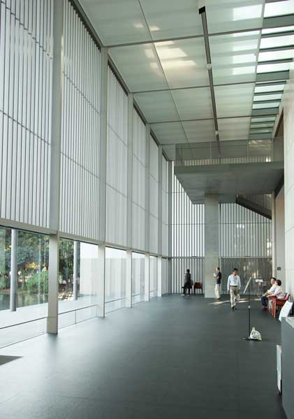 Gallery of Horyuji Lobby
