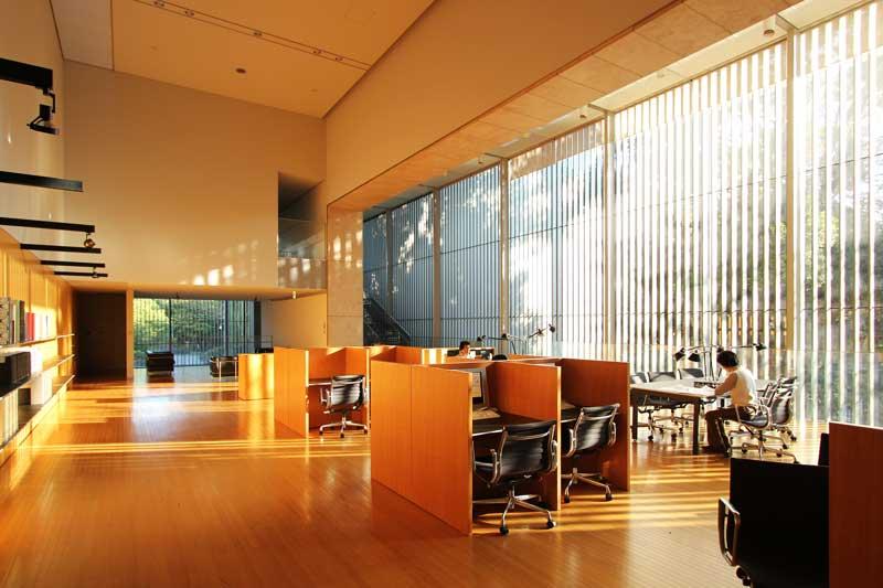 Gallery of Horyuji Reference Room