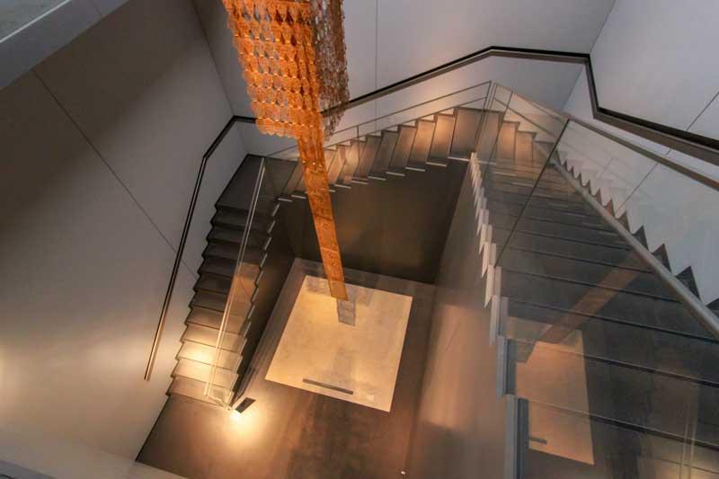 Gallery of Horyuji Staircase