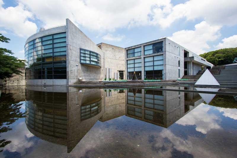 Hyogo Children's Museum Reflection Pond