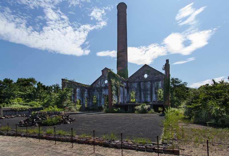 Inujima Art Museum Ruin