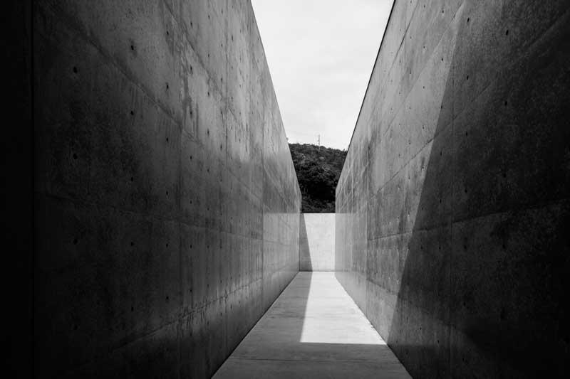 Lee Ufan Museum Walls
