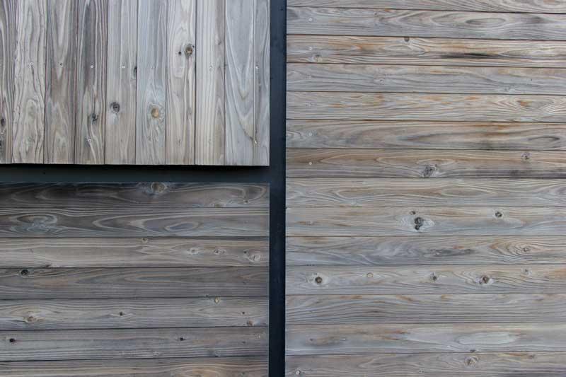 Marche Yusuhara Exterior Wall Cladding