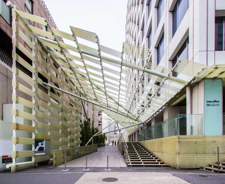 NTT Aoyama renovation Image01