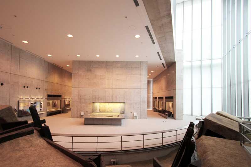 Sayamaike Museum Exhibition Space