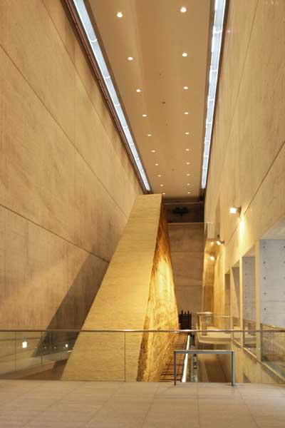 Sayamaike Museum Lobby