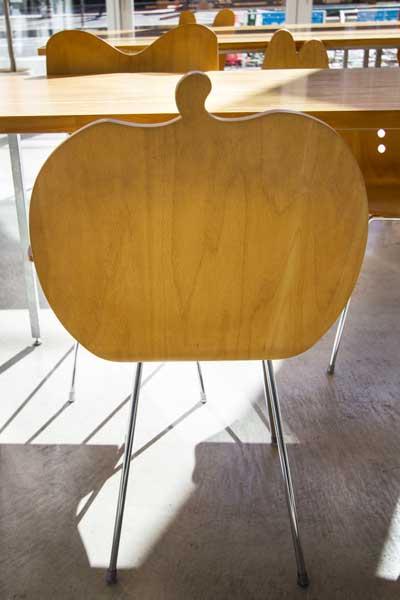 Shibaura House Chair-Apple