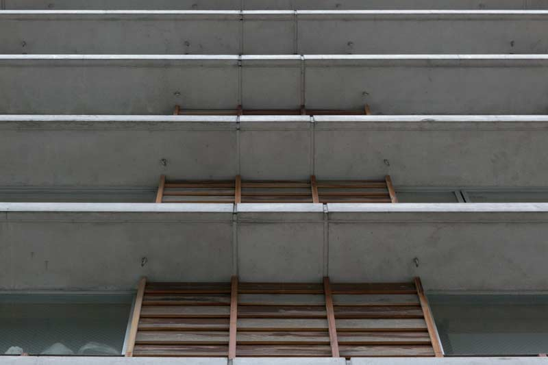 Hase Building Eaves