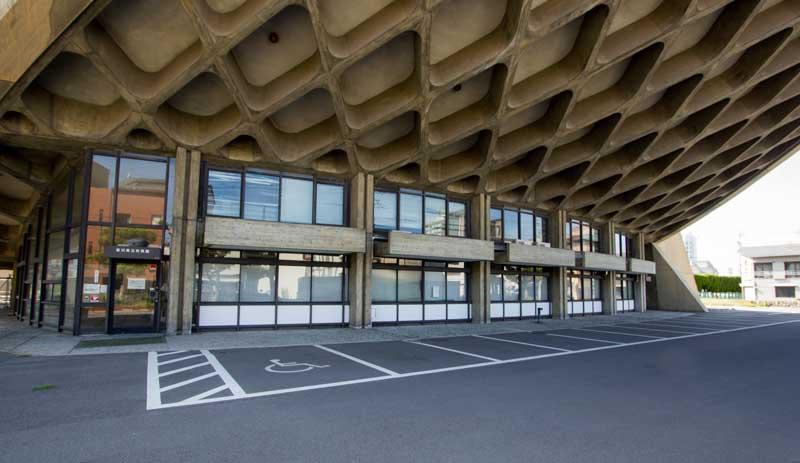 kagawa prefectural gymnasium entrance