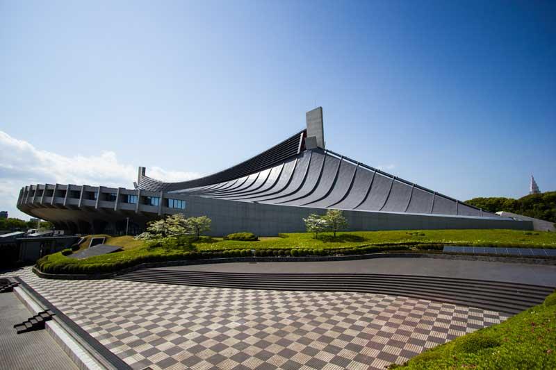 image of Yoyogi Olympic Stadium 1 Stadium Exterior1