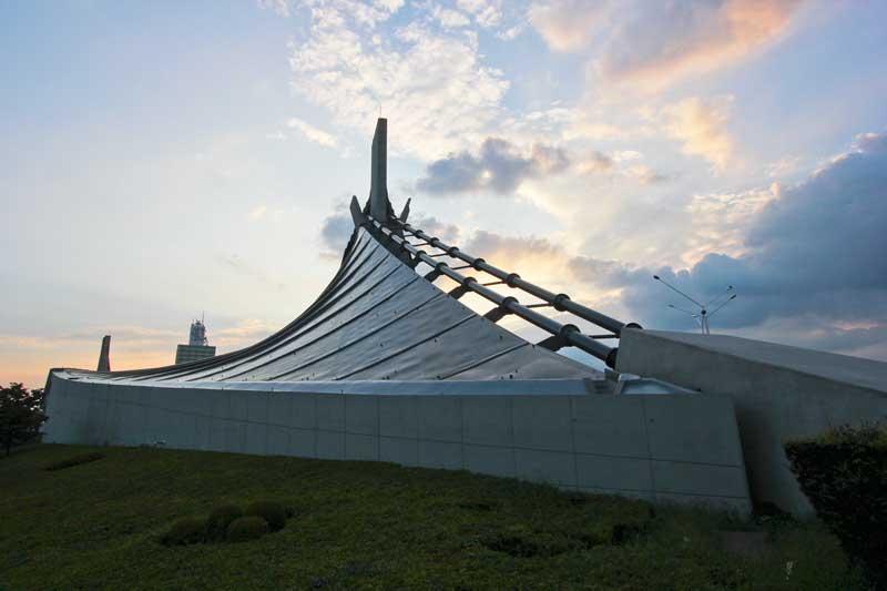image of Yoyogi Olympic Stadium 1 Exterior3