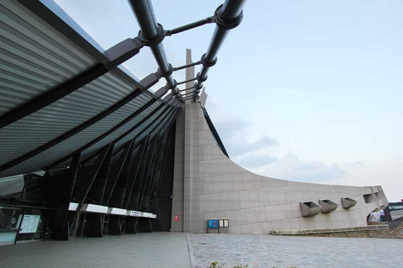 image of Yoyogi Olympic Stadium 1 Entrance