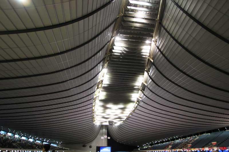 image of Yoyogi Olympic Stadium 1 Ceiling
